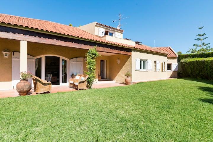 Sintra hills ocean villa
