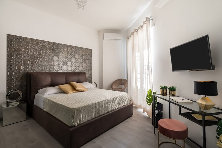 New  apartment in the heart of the Aventino