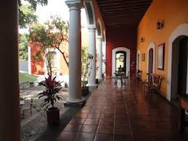 Hotel Boutique Hacienda del Gobernador - Colima