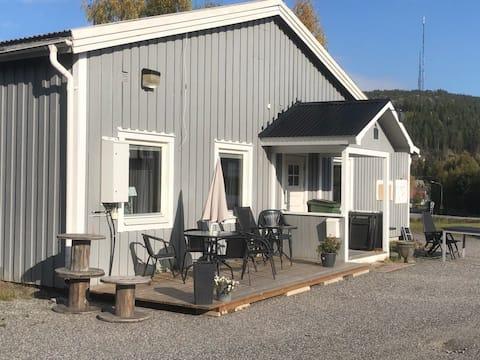 Fräsch lägenhet nära Örnsköldsvik