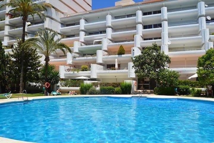 Conveniently located in Marbella