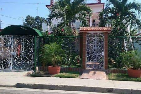 Hostal Casa Las Palmas - Cienfuegos - Hus