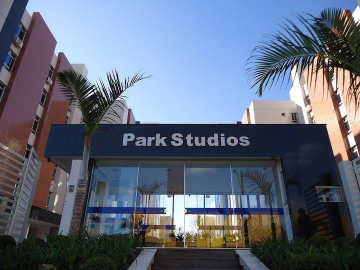 Apartamento no Park Studios
