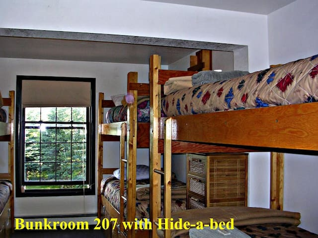 1 Bd in Male Dorm On the Gold Medal Blue River!!!