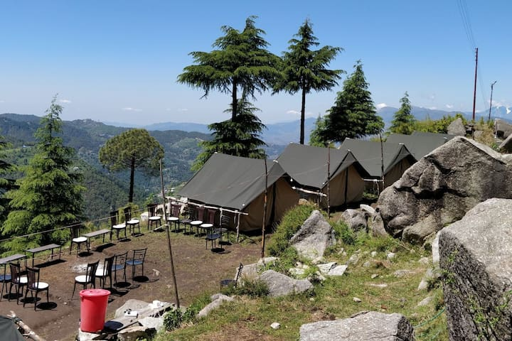 Destination Adventure Camping Dalhousie