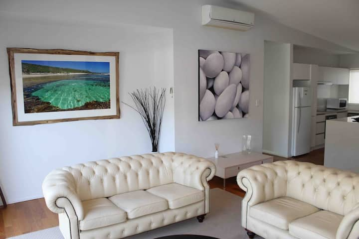 Luxury apartment in the heart of Margaret River!