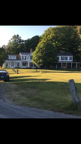 Vermont Getaway - Randolph - Huoneisto
