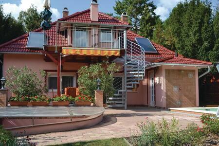 Bella Pool House Balatonakarattya Strand 500 méter