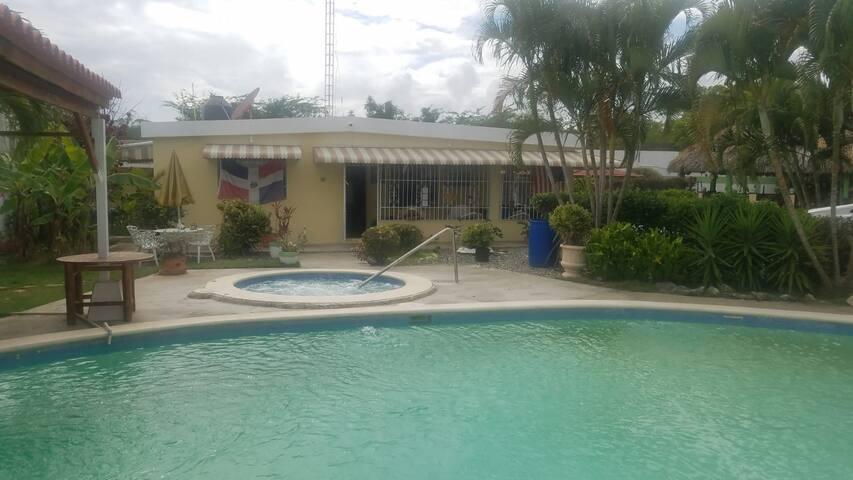Villa Mi Descanso