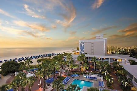 St Pete Beach FL April 15-22 Spring Break Resort - Saint Pete Beach