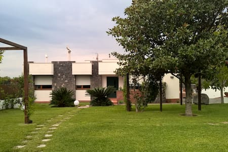 Camera Pompei B&B casa di Donna - Trecase - Bed & Breakfast