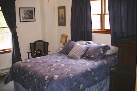 Private Room with Queen Bed - Spruce Pine - Diğer