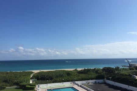 Palm Beach Shores, 2 bedroom, kitchen, oceanfront - Palm Beach Shores