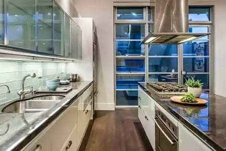 Luxurious modern suite near Moscone - San Francisco - Loft