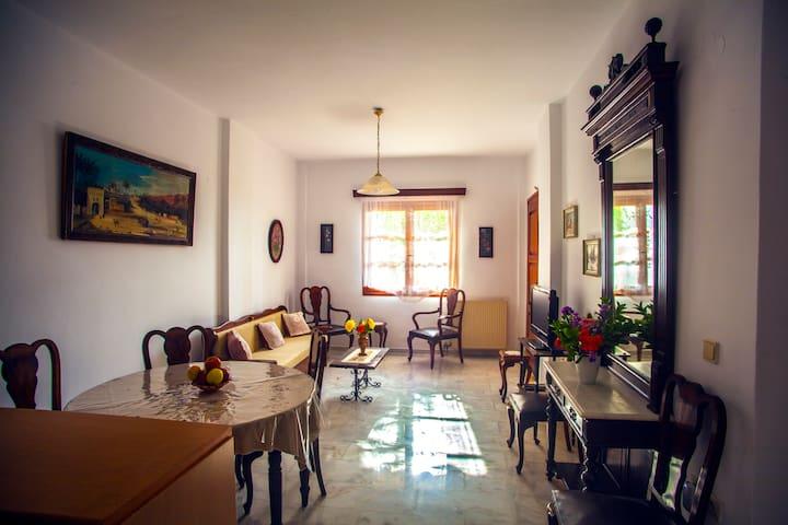 'έρωντας apartment