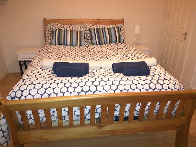 Comfortable double room - Inchicore , County Dublin, IE - House