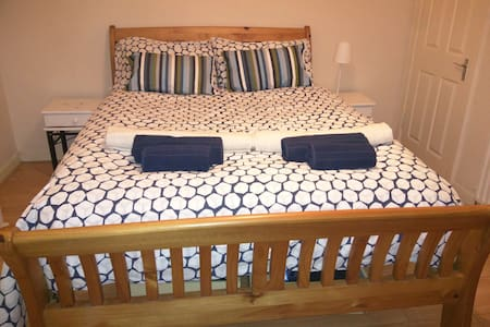 Comfortable double room - Inchicore , County Dublin, IE - 独立屋
