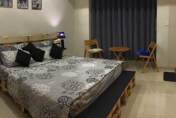 Single Bedroom apartment   Clean & Spacious