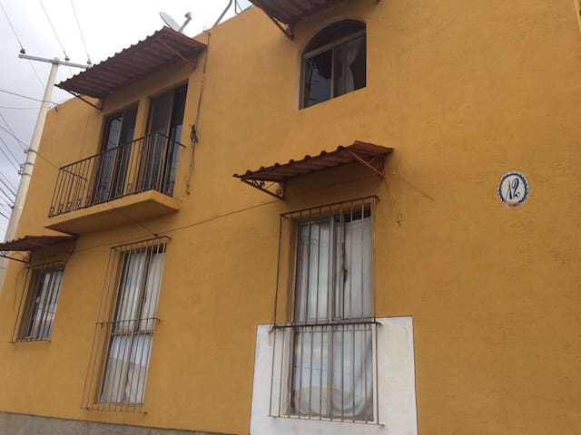 Depto en la ciudad de Guanajuato, Guanajuato!