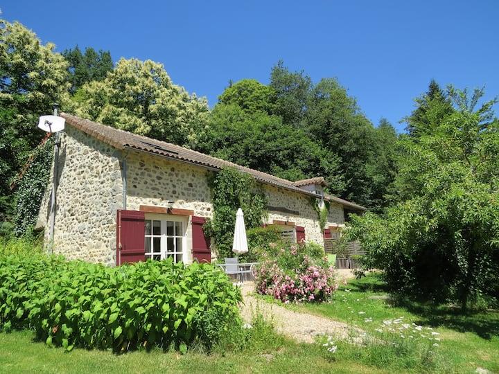 Cerisier (2 pers gite) - Le Moulin de Pensol