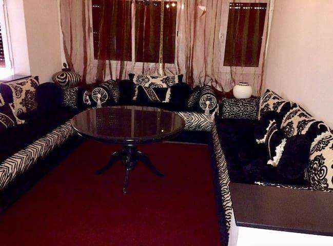 Spacieux appartement au centre de Casablanca