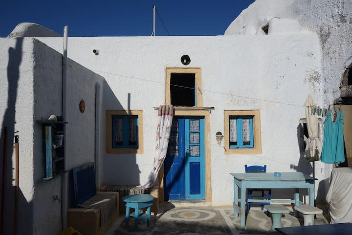 maison  traditionnelle de caractère - Karterados - Hus