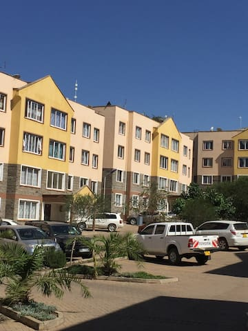 Pendeza homes - Nakuru - Apartment
