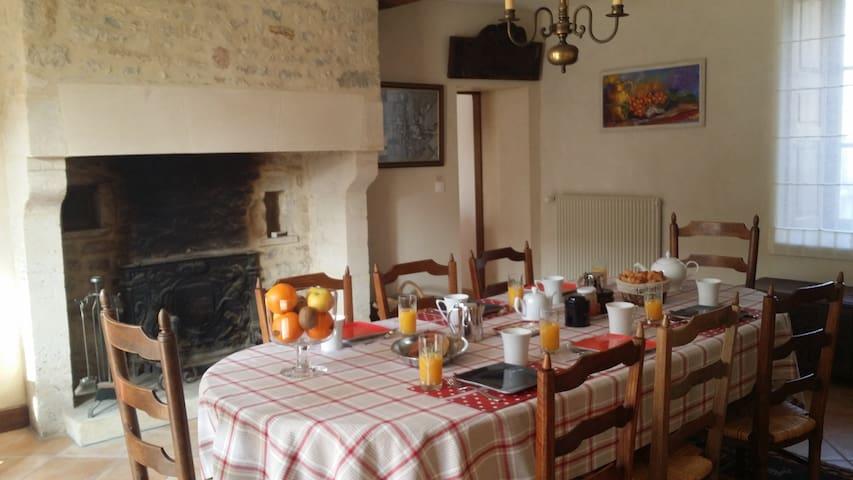 salle des petits dejeuners