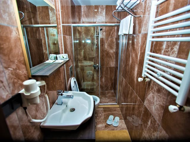Comfort Double Room with Mountain View - Yayla Hotel