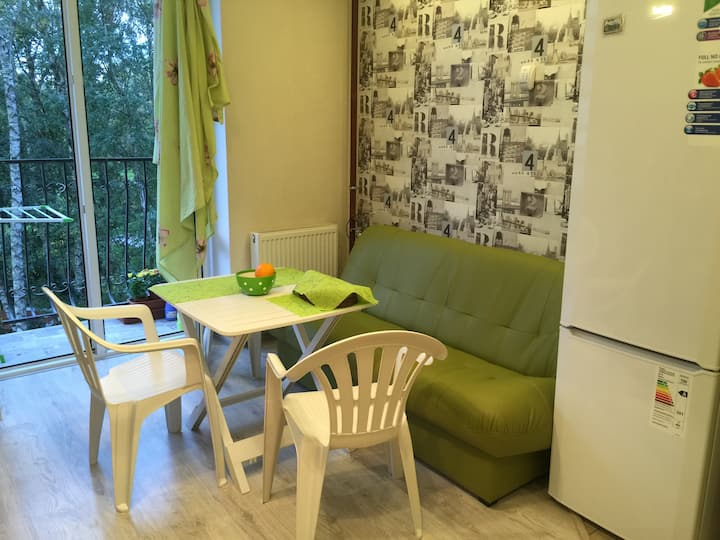 Комфортные Апартаменты на берегу Балтийского моря
