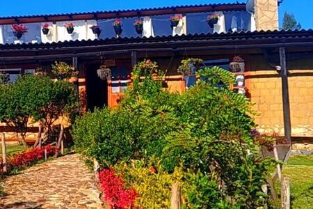 Rancho Carrizal en Iza-Boyacá: Vive la Experiencia