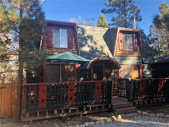 luci's cabin