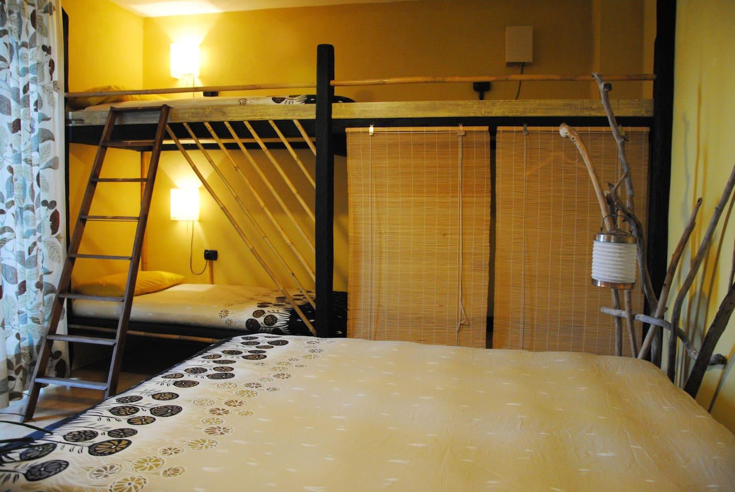 La camera Asia per voi.