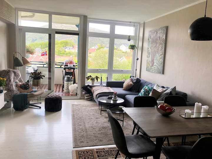 Nice and central appartement with all you need