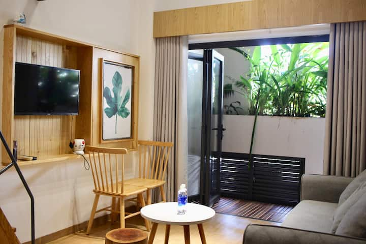 The Avis Apartments - Attic Double 401
