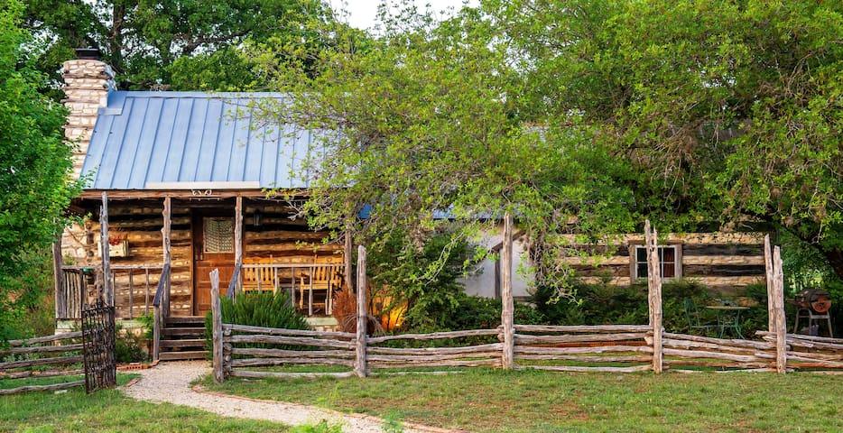 Barons Log Cabin at Barons CreekSide Resort