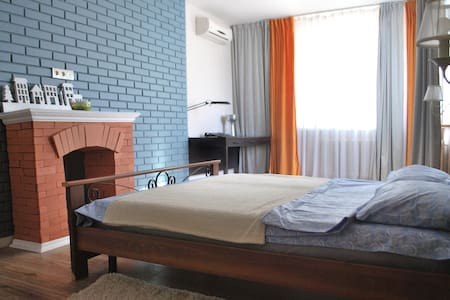 Cozy apartment for comfort leaving! - Odessa - Huoneisto