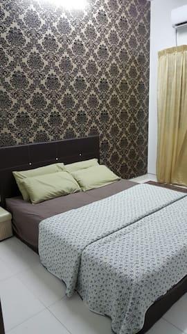 Guesthouse Homestay Puncak Alam UITM Shah Alam 2 - Kuala Selangor