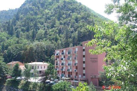 STUDIO RESIDENCE THERMALE AU  CALME ET BELLE VUE - Vernet-les-Bains