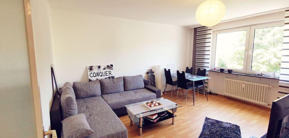 2-Zimmer-Wohnung in Oberursel Sep-Jan
