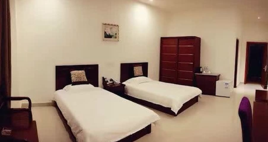Seafly Green - Twin Beds Room - Honiara - Pis