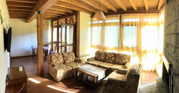 4* House near Bansko for 6 People with Great View