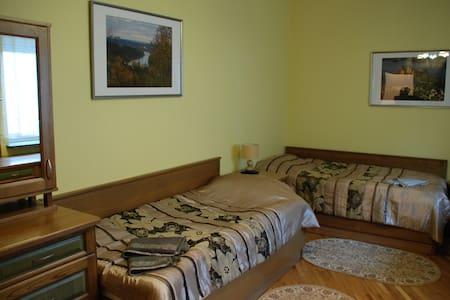 Комната с отдельными кроватями - Vilnius