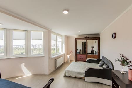 Luxury apart with super view 4 min from the metro.