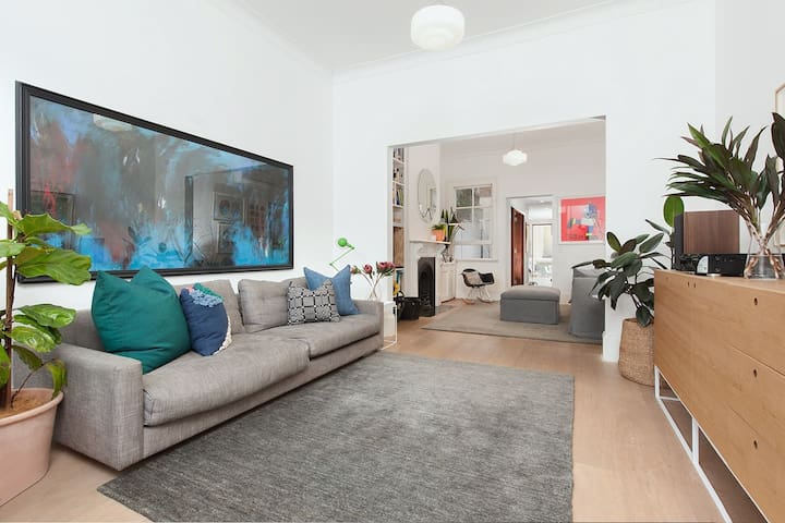 Bright Family Home in the Heart of Balmain