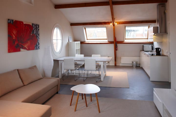 "Appartement ""Hip"" near Amsterdam"