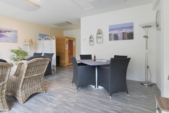 Cosy apartment in Cadzand-Bad - Cadzand - Lägenhet
