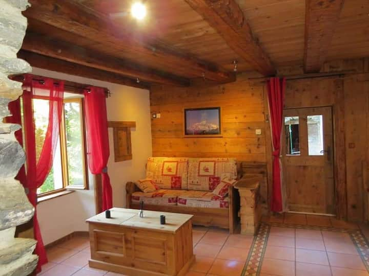 Appartement cosy 4 personnes, proche 3 vallees