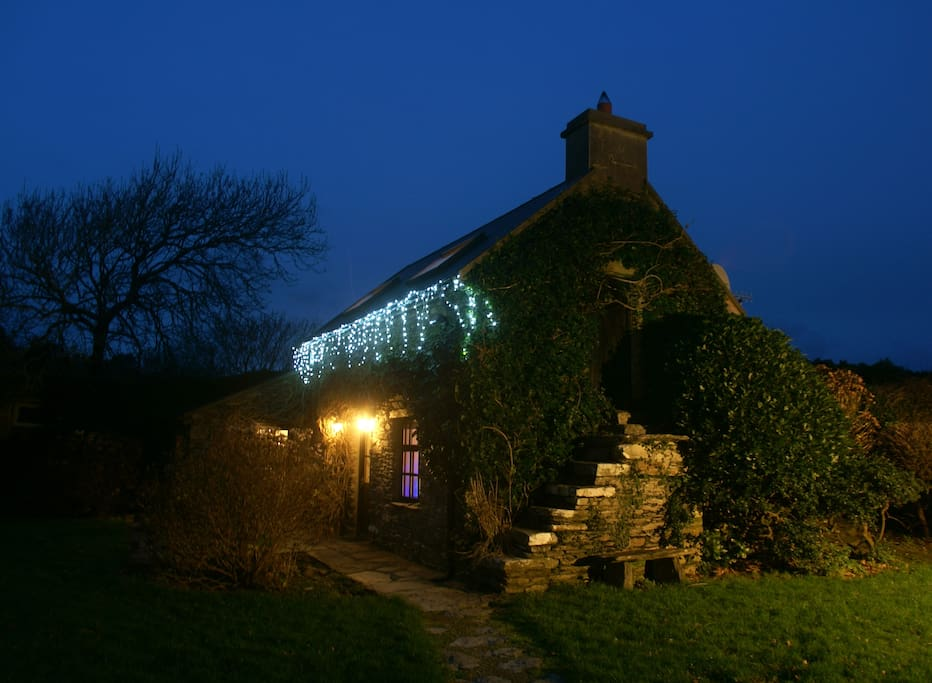 Xmas & New Year at Rock Cottage