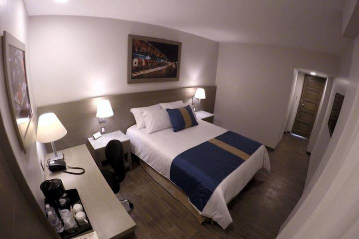 Habitación Individual de lujo - Hotel Mansur